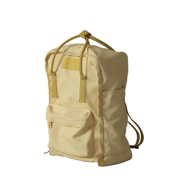 Yellow Backpack Studio Render