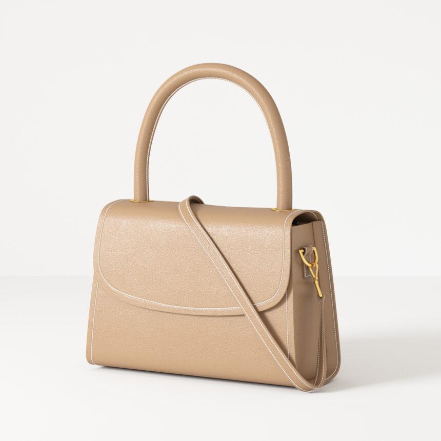 3d model purse render