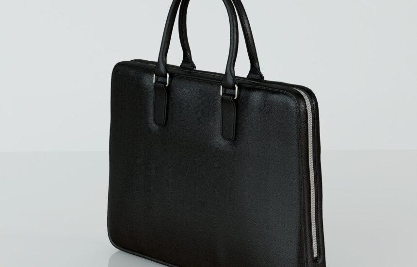 3d model briefcase render
