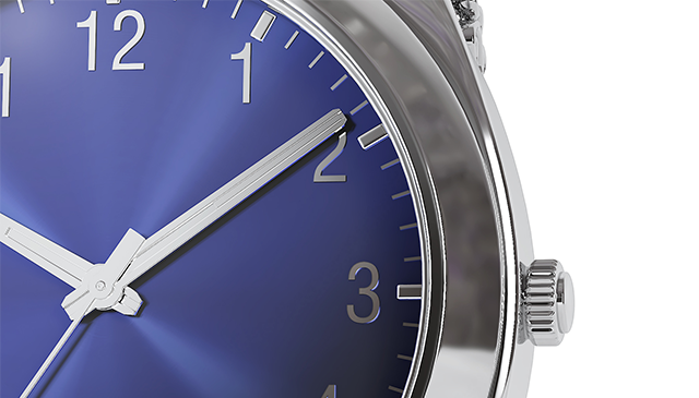 3d model watch mesh