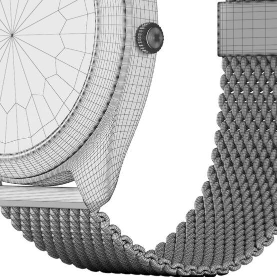 3D Model Mesh